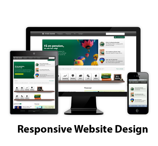 Responsive Website Design company in Saudi Arabia