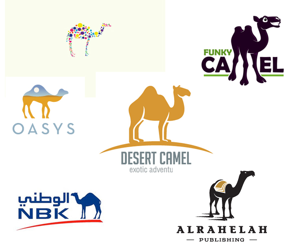 20 Creative Camel Logo Designs for Inspiration 2015/16