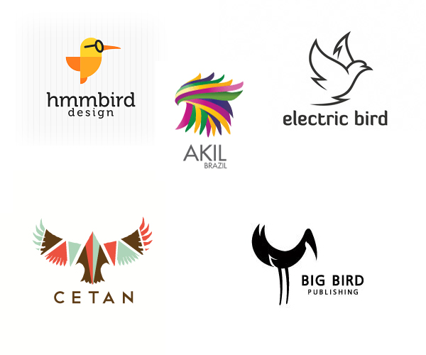 16 Creative Bird Logo Designs for inspiration in Saudi Arabia