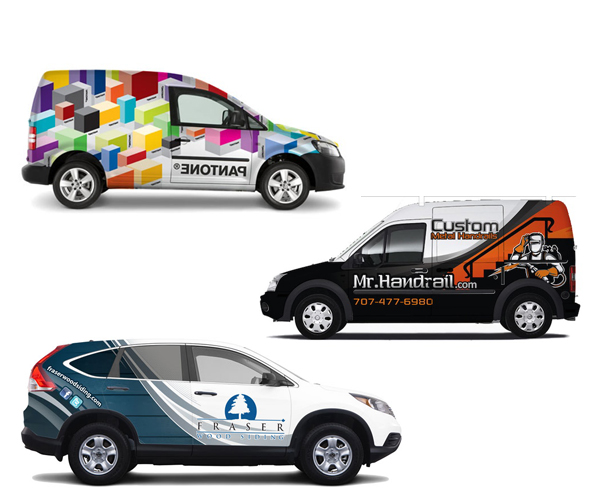 22 Best innovative Car & Vehicle Wrap Design inspiration 2015/16