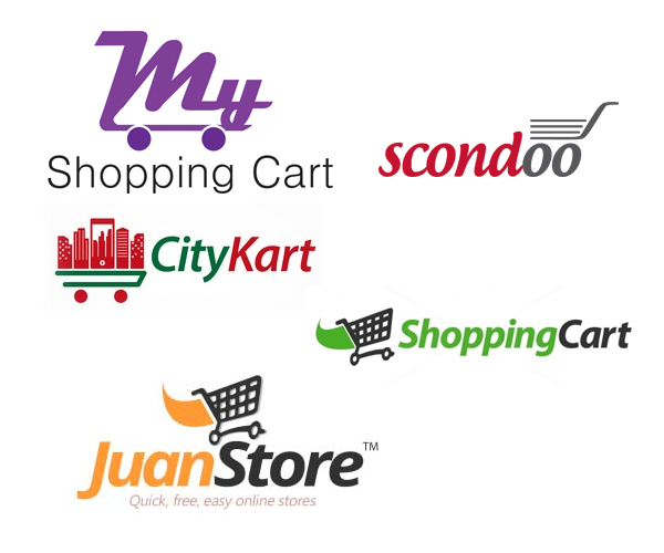 17 Best & Creative Shopping Cart Logo Design ideas