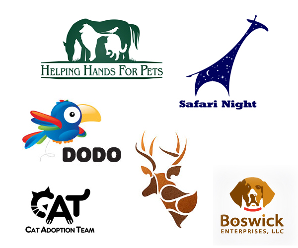 20 Creative Animal Logo Designs for Inspiration