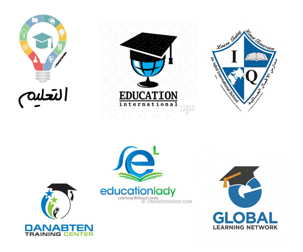 16 Creative Education and School Logo Designs in Saudi Arabia