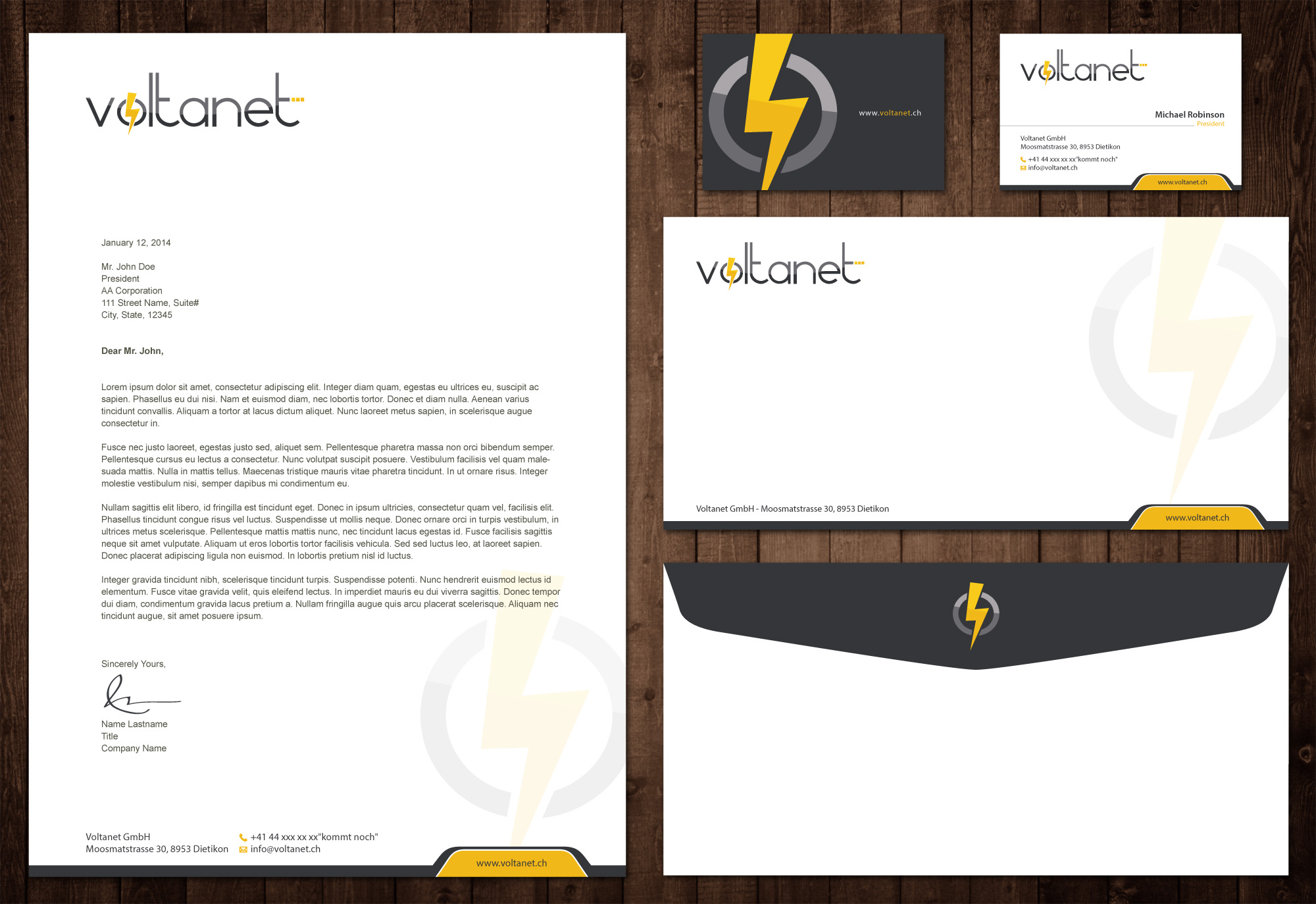 stationery Design ideas 2