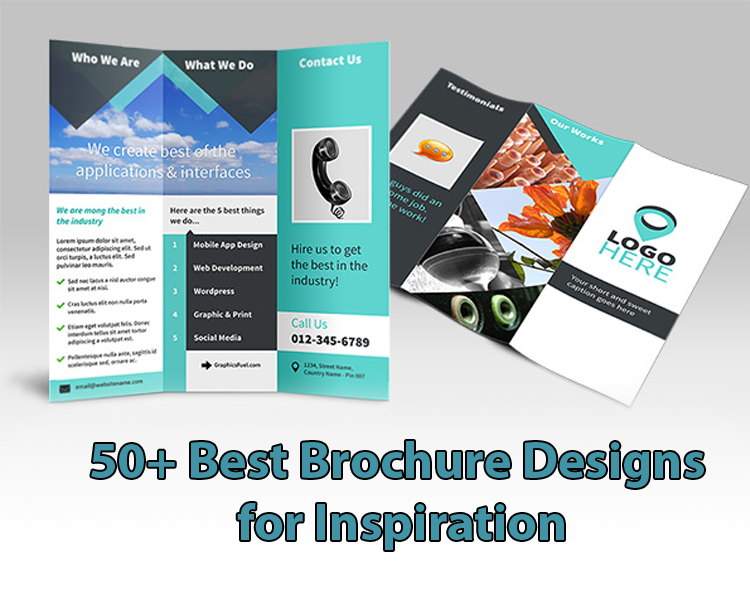 50+ Best Brochure Designs for Inspiration in Saudi Arabia