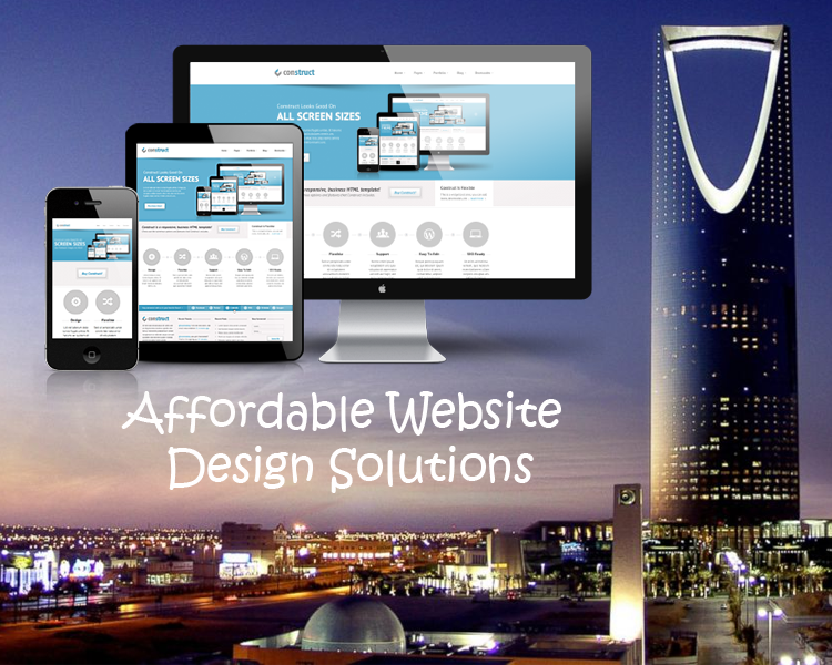 Affordable Website Design Solutions in Saudi Arabia