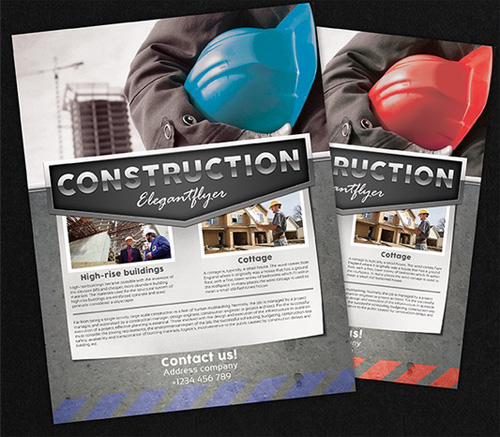 Corporate Flyer Design Inspiration