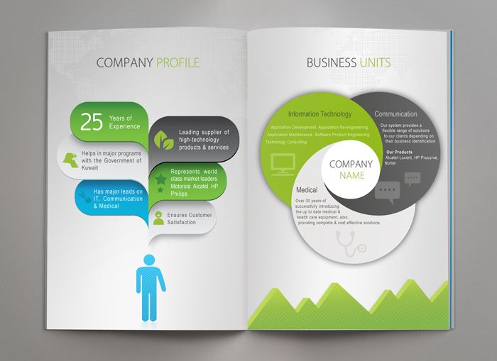 Business-Profile-design