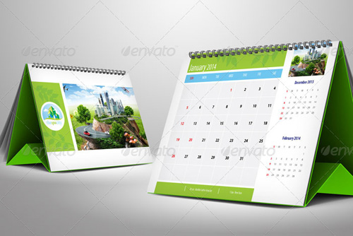 50+ Best Calendar Designs for Inspiration in Saudi Arabia 2016