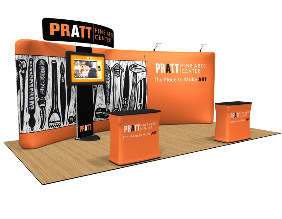 Trade Show Booth Layout : Best exhibition trade show booth design inspiration
