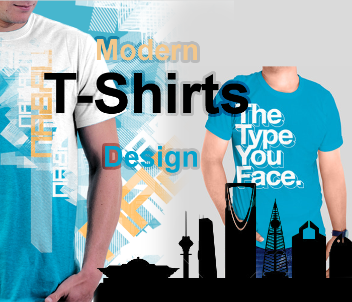 33+ Modern T-Shirts Design Inspiration for Saudi Business Promotion