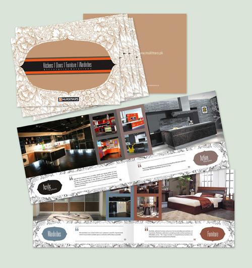 50 best brochure designs for inspiration in saudi arabia Design house catalog