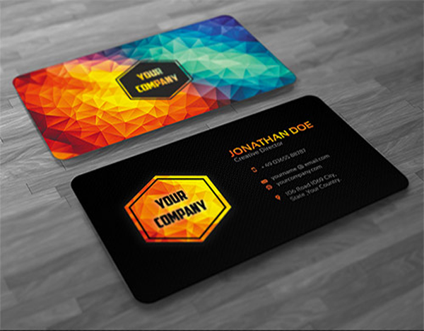 56 business card design inspiration for saudi business awesome design for business card reheart Image collections
