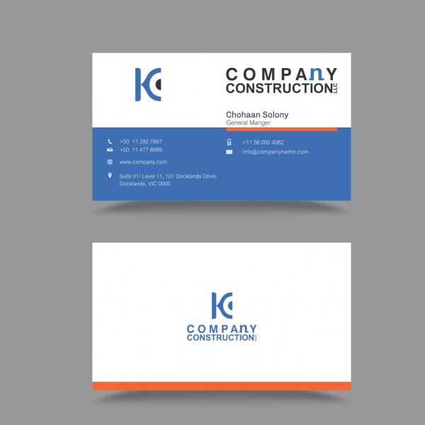 56 business card design inspiration for saudi business best bussiness card design saudi colourmoves