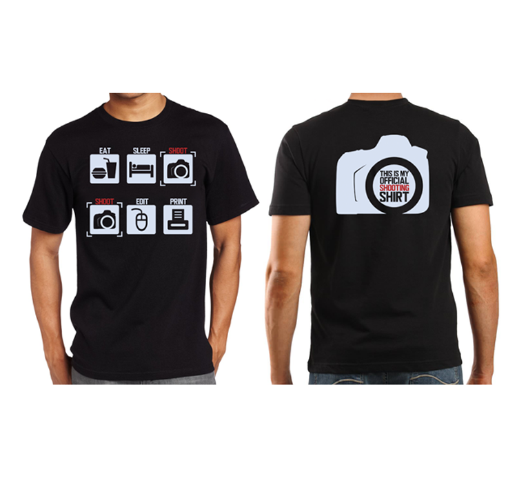 best photography t shirt design ideas