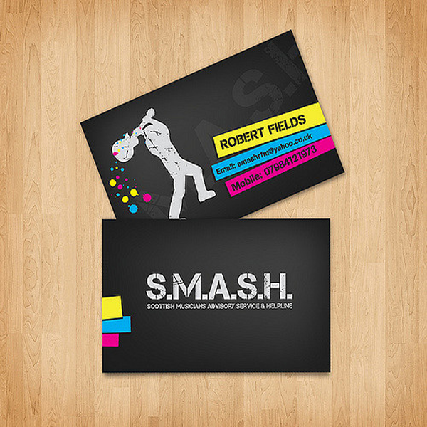 blackbackground-business-card-design