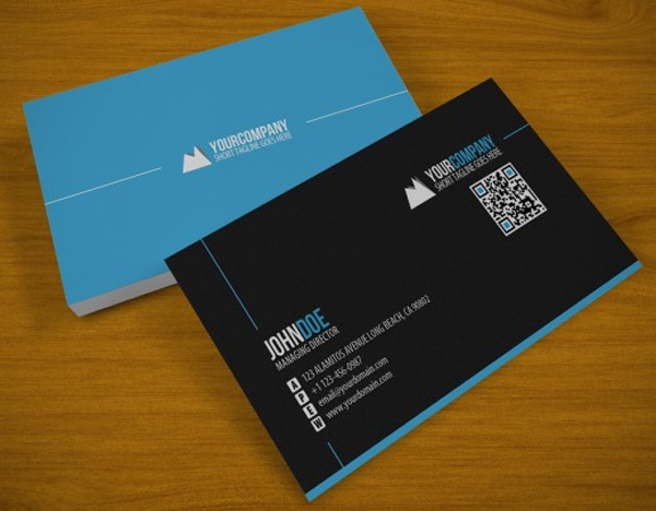 blue-and-black-color-bussiness-card-design