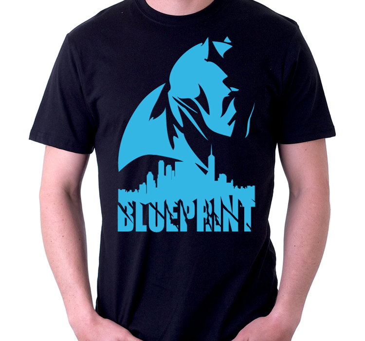 Blueprint t shirt design creative webdesign company in saudi arabia hire local graphic designer in saudi arabia malvernweather Choice Image