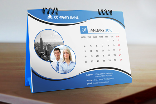 Calendar Design Inspiration : Best calendar designs for inspiration in saudi arabia