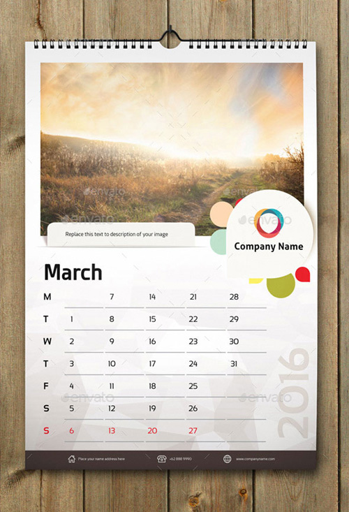 Calendar Ideas Design : Best calendar designs for inspiration in saudi arabia
