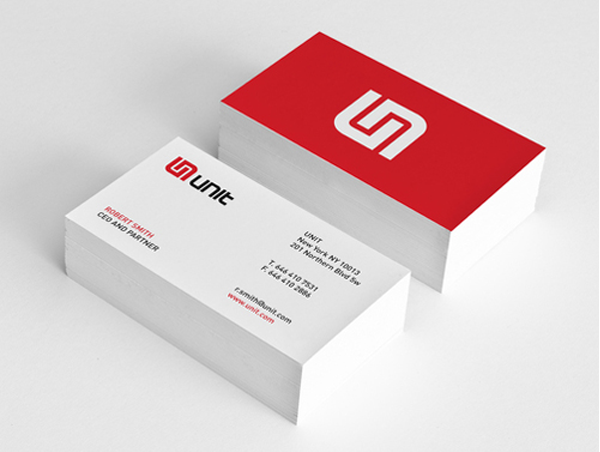 56 business card design inspiration for saudi business