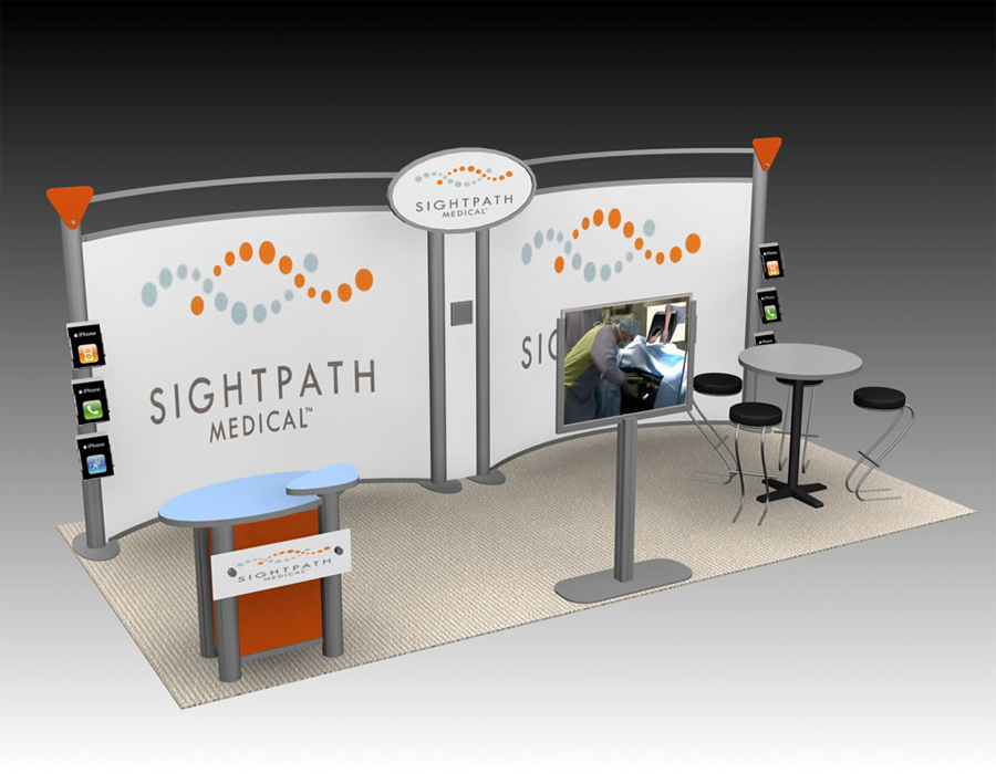 Exhibition Booth Design Ideas : Best exhibition trade show booth design inspiration