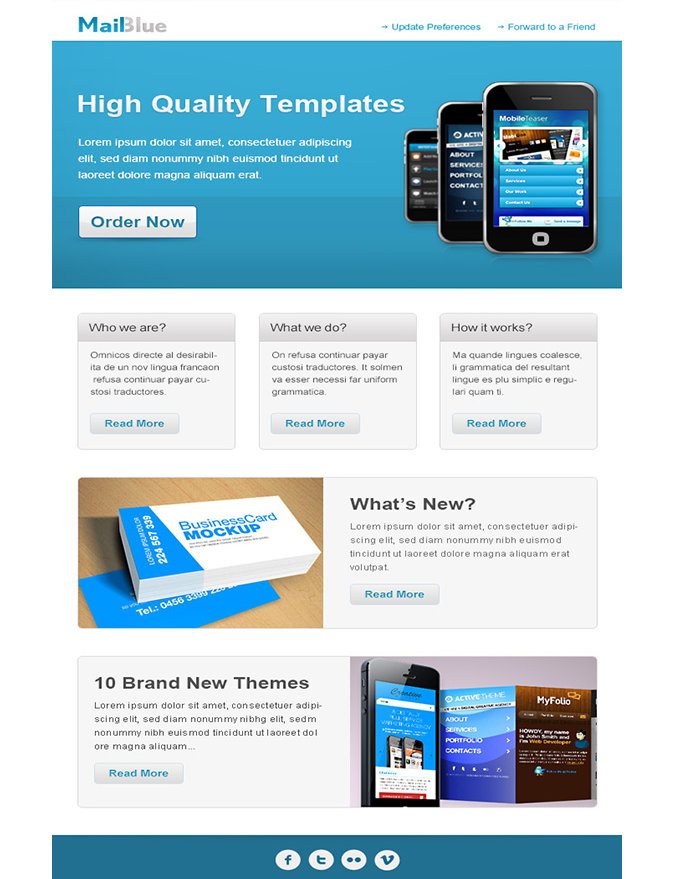 mobile-company-email-newsletter-design