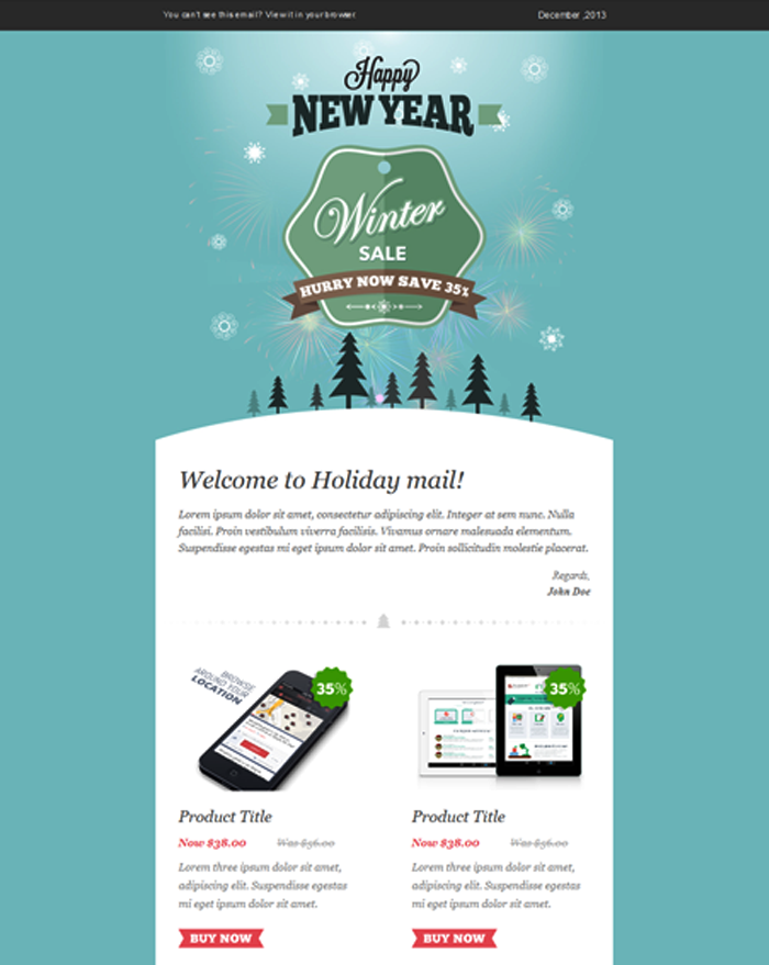 new-year-email-newsletter-designer-in-saudi-arbaia