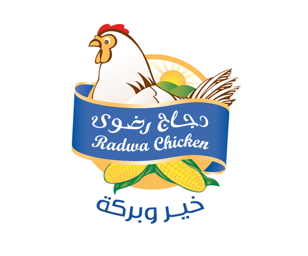 radwa-chicken-logo-design-for-company