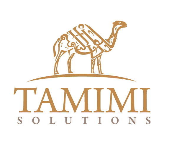 tamimi-solutions-camel-arabic-text-logo