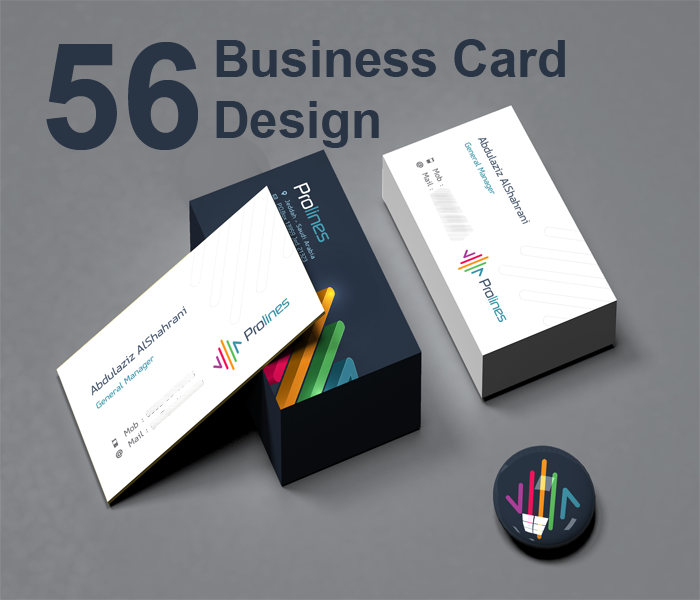 56+ Business Card Design Inspiration for Saudi Business