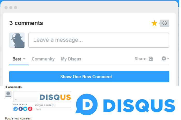Disqus-Comments-wordpress-plugin