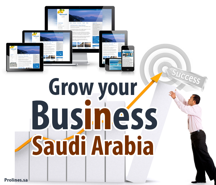 Grow your Business in Saudi Arabia