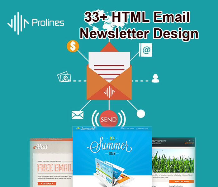 33+ HTML Email Newsletter Design Inspiration for Saudi Companies