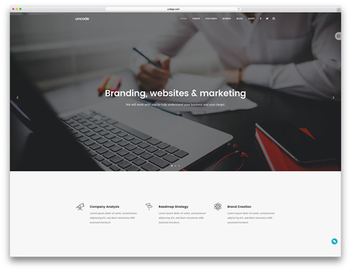 business-website