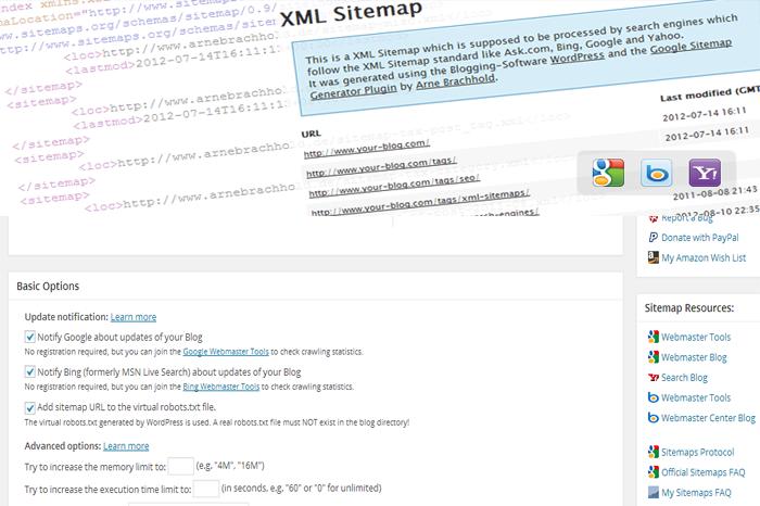 google-xml-sitemaps-plugin-wordpress
