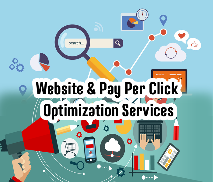 Website & Pay Per Click Optimization Services in Saudi Arabia
