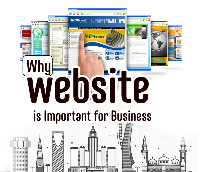 Why a Website is Important for Saudi Business or Company