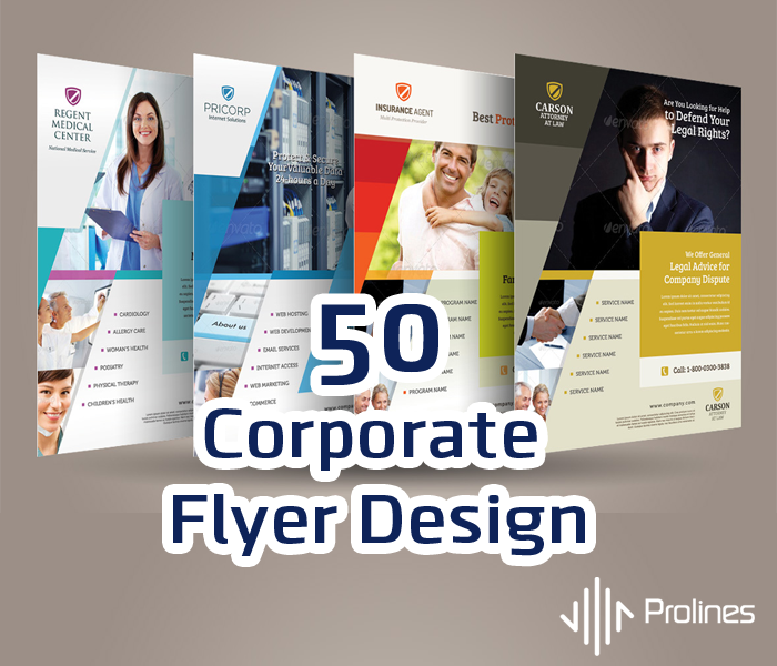 50+ Beautiful Corporate Flyer Design Inspiration for Saudi Companies