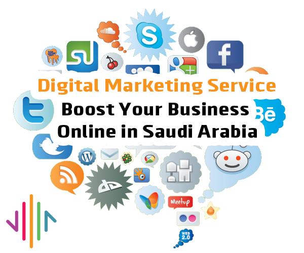 Digital Marketing Service – Boost Your Business Online in Saudi Arabia